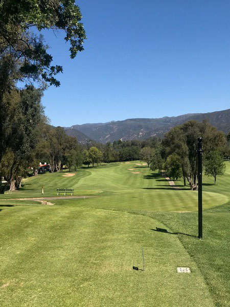 Ojai Valley Inn Rooms Suites: Ojai Valley Inn Golf Course Details And Information In