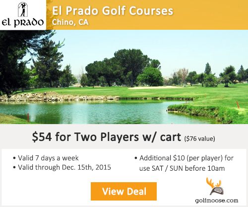 El Prado Golf Course Special
