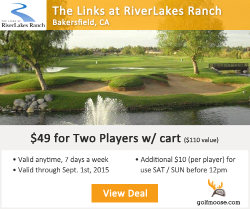 Links at RiverLakes Ranch Special