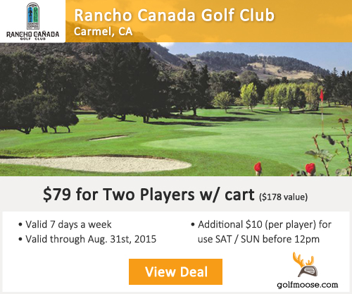Rancho Canada Golf Course Special