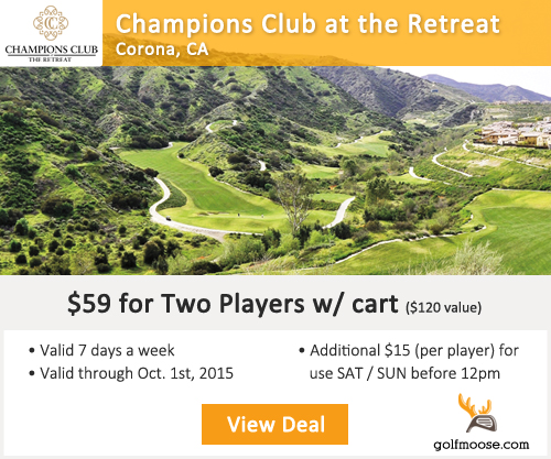 Champions Retreat GC Special