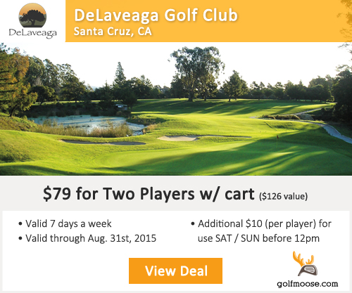 De Laveaga Golf Course Special