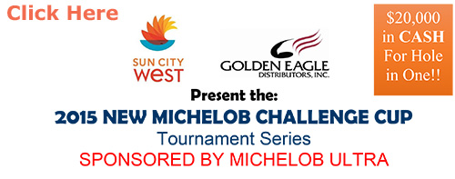 entry michelob challenge cup sun city west golf