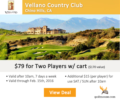 Vellano Country Club Special
