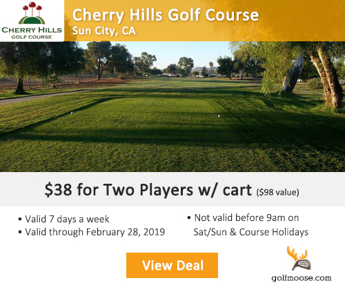 Cherry Hills Golf Course Special