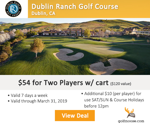 Dublin Ranch Golf Course Special