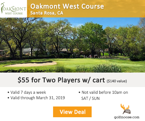 Oakmont Golf Club Special