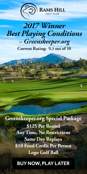 Rams Hill Golf Course Special