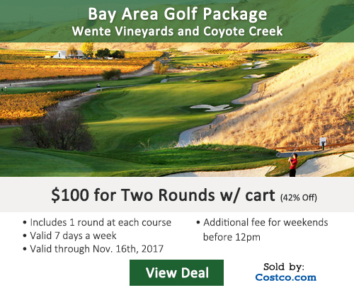 Coyote Creek Golf Club Special