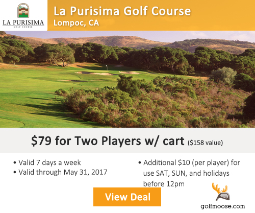 La Purisima Golf Course Special