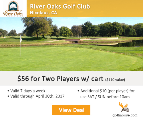 River Oaks Golf Club Special