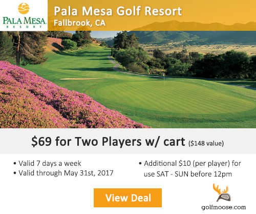 Pala Mesa Golf Resort