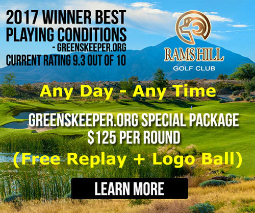 Camarillo Springs Golf Course Special