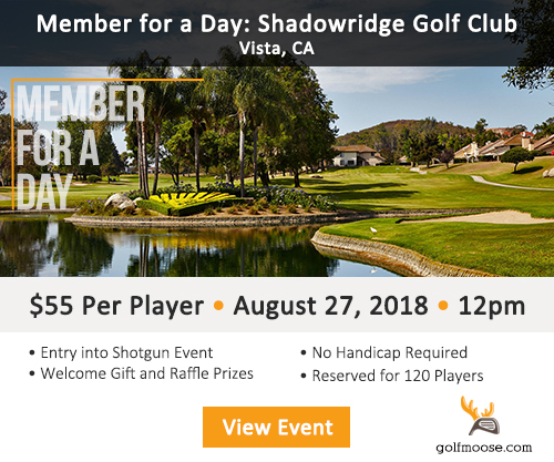 Shadowridge CC Outing Special