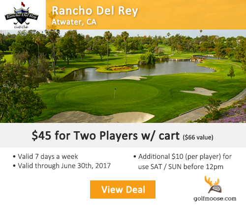 Rancho Del Rey Golf Club Special