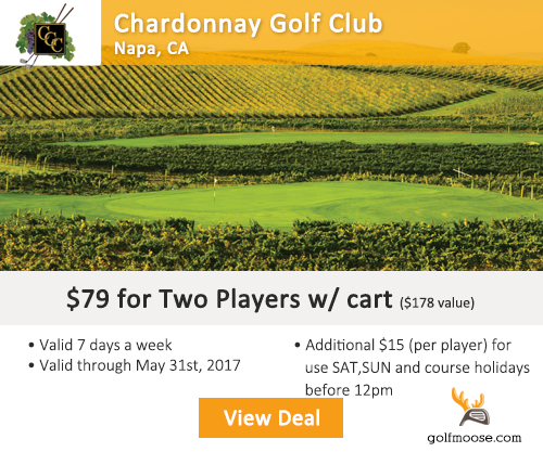 Chardonnay Golf Club Special
