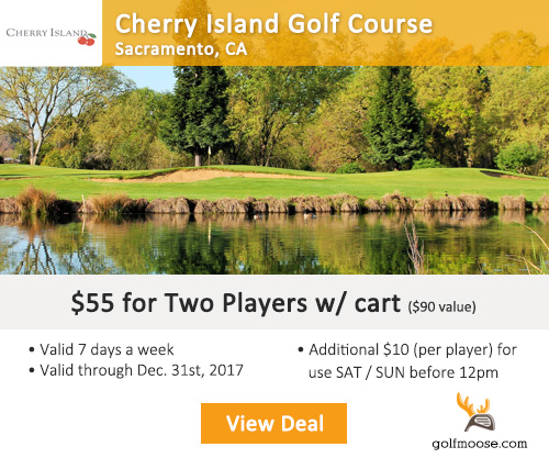 Cherry Island Golf Course Special