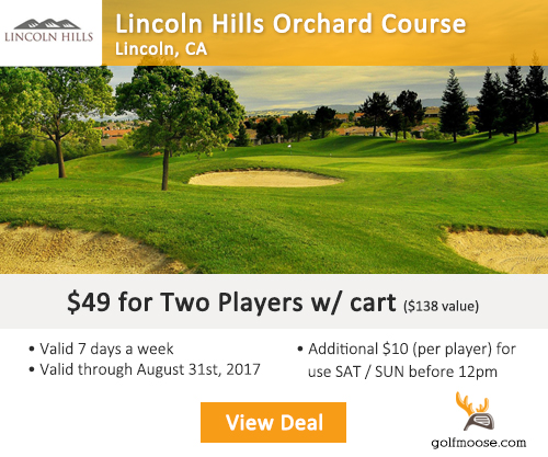 Lincoln Hills Golf Club Special