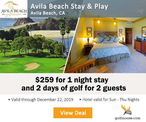 Avila Beach Play & Stay Special