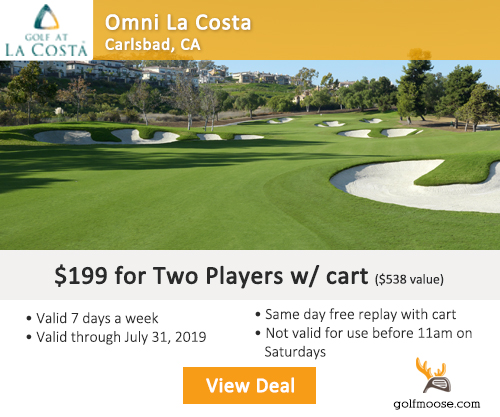 Omni La Costa Resort Special