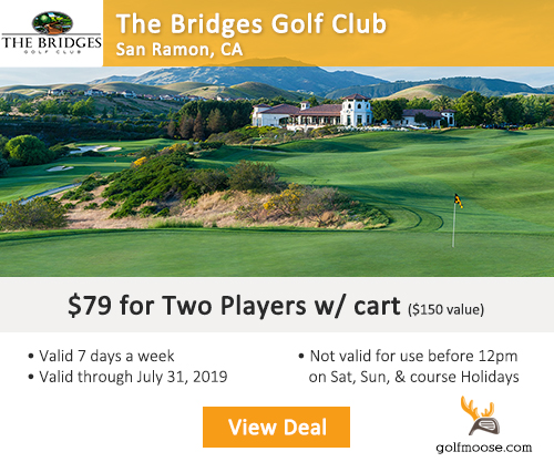 The Bridges Golf Club Special