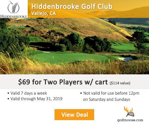 Hiddenbrooke Golf Club Special